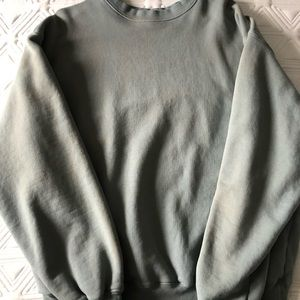 Yeezy Sweaters Season 3 White Ripped Sweater Poshmark
